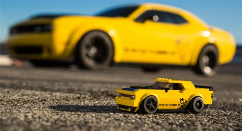 Lego's Latest Speed Champions Set Is A Limited Edition