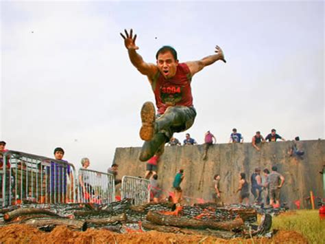 6 Ways to Train Outdoors for Your Obstacle Course Race