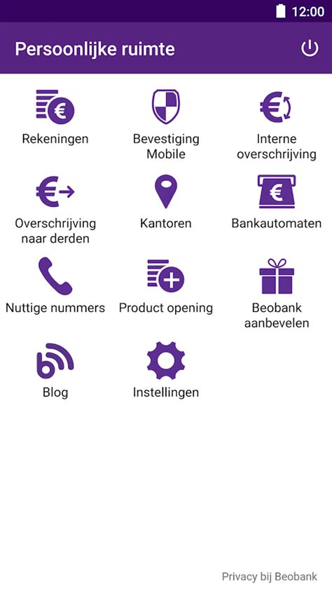 Beobank Mobile - Android-apps op Google Play