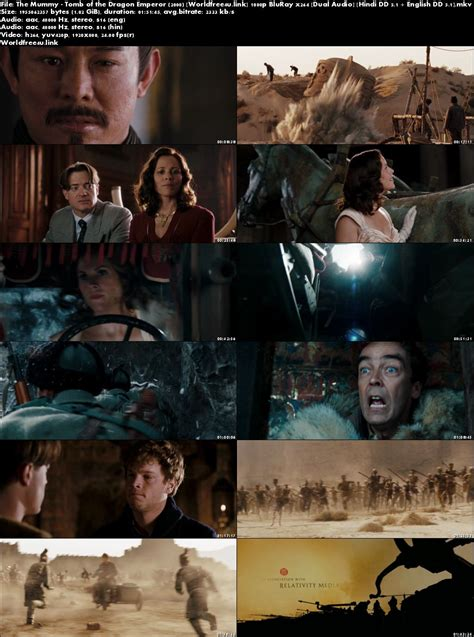 The Mummy: Tomb of the Dragon Emperor 2008 BRRip 1080p