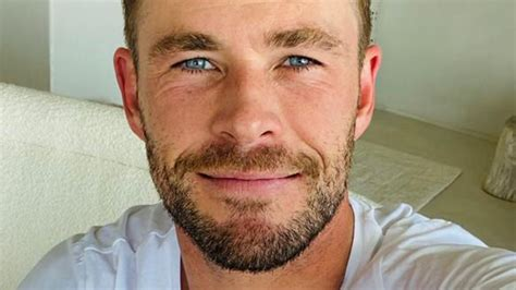 Chris Hemsworth on life in lockdown in New South Wales