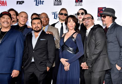 """Kurt Sutter in Premiere Screening Of FX's """"Sons Of Anarchy"""