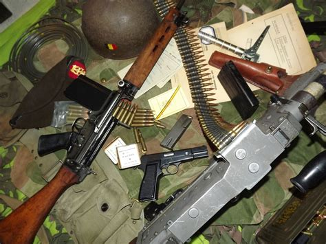 Some more fine FN Army porn, part 2 - The FAL Files