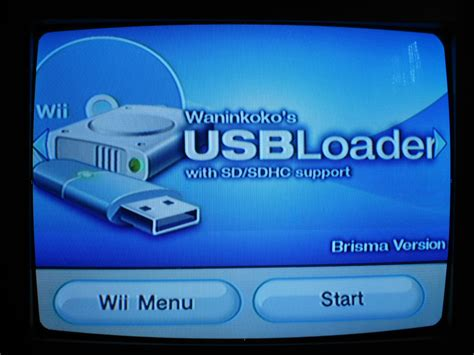 How to Play Wii Backups From a Usb Stick With No Modchip