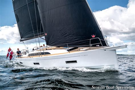 X4 0 deep draft (X-Yachts) sailboat specifications and
