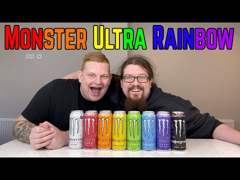 Monster Energy Ultra Blue (12 x 500 ml)   What' Sup!