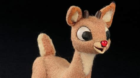 Christmas special 'Rudolph' figures auction for $368,000