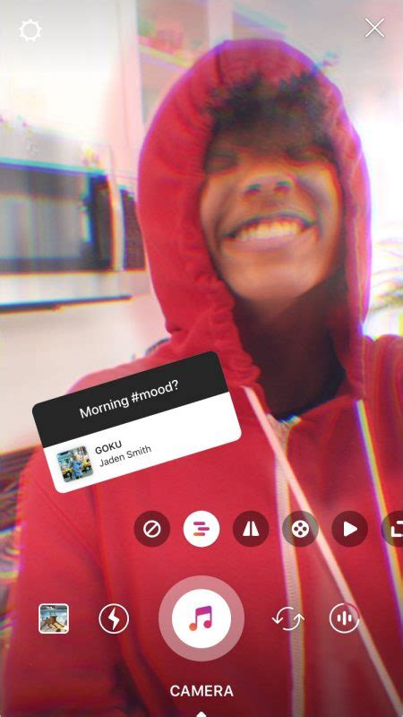 Instagram's Questions Sticker Brings Music to Stories and
