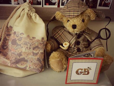 The Great British Teddy Bear Company by Paul Jessup