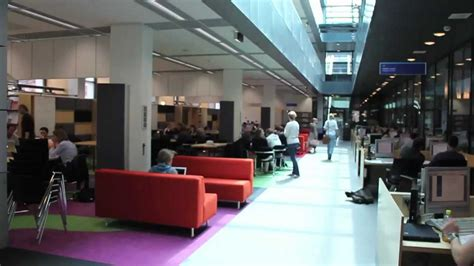 Maastricht University Library Time Lapse - YouTube