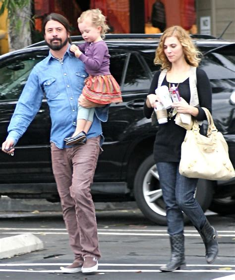 Dave Grohl, Jordyn Blum, Violet Grohl - Dave Grohl Photos