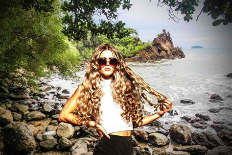 Beach Wave Perm - Types of perms - How long does a perm last