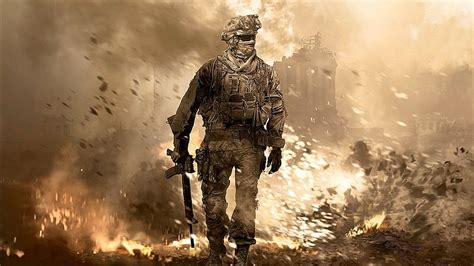 Call of Duty: Modern Warfare 2 Remastered listed on Amazon
