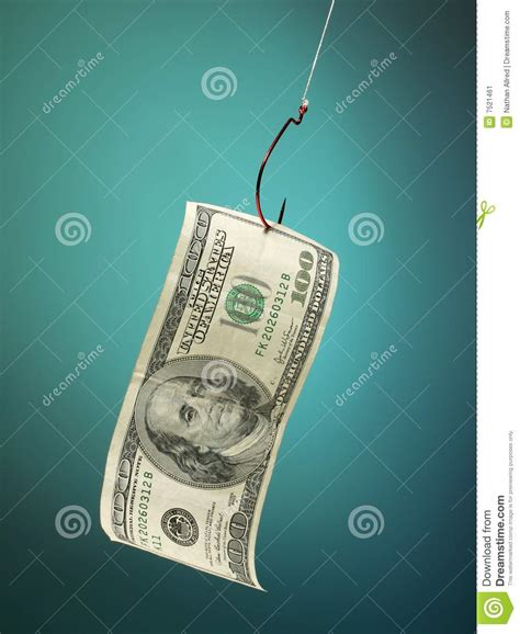 Lure stock image