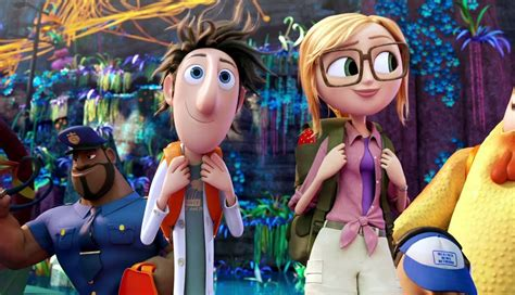 Cloudy With a Chance of Meatballs 2 (2013) - MovieBoozer