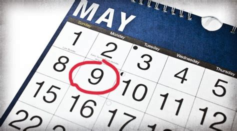 Circle May 9 on Your Calendar - The Daily Reckoning