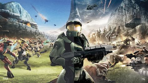 Video: Watch How Halo's Graphics Have Evolved Over 15