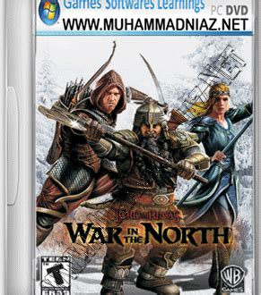 The Lord of the Rings War in the North PC Game Free Download