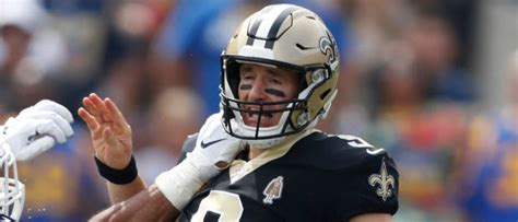 REPORT: Drew Brees Has Torn Ligament In His Hand, Will