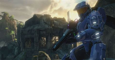 Halo: The Master Chief Collection's Xbox One X update