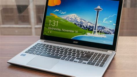 Acer Aspire V5 review: A touch-screen Windows 8 laptop for