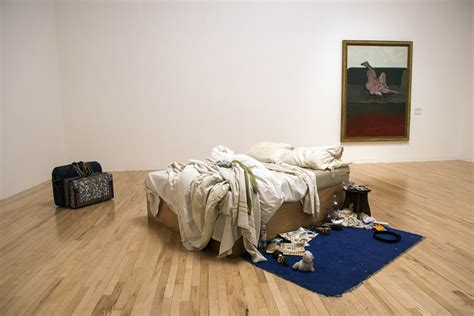 Tracey Emin's My Bed back on show at Tate Britain after 15