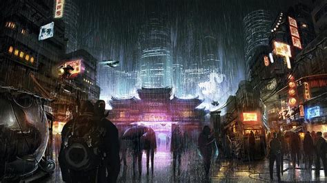 A first look at the new Shadowrun coming to Kickstarter