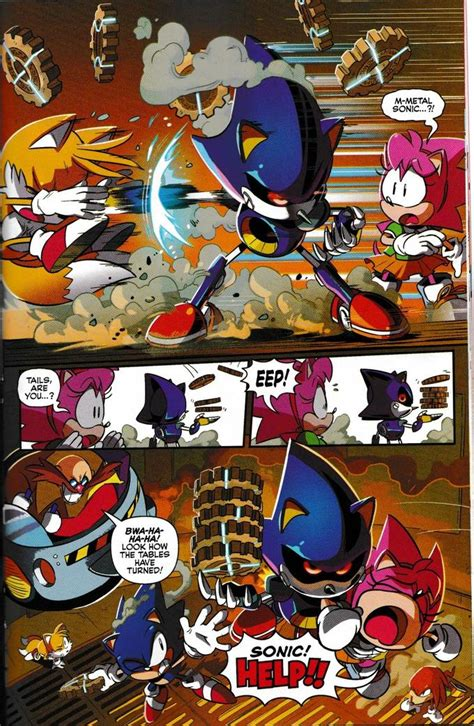 Mega Drive The Next Level Metal Sonic Appears