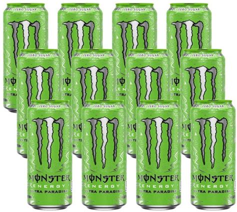 Monster Energy Ultra Paradise (12 x 500 ml)   What' Sup!