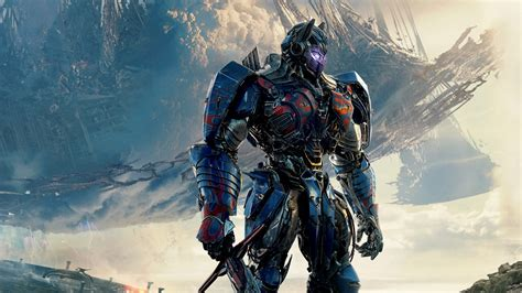 Optimus Prime Transformers The Last Knight Wallpapers | HD