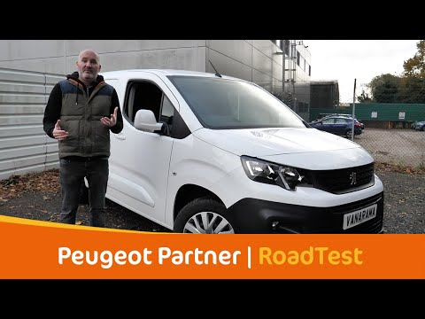 New Peugeot Partner is Van of the Year - Leinster Express
