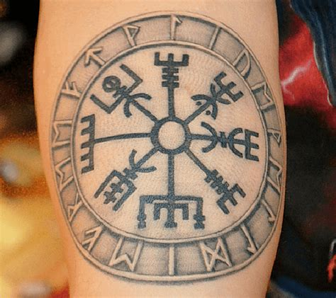 125 Nordic (Viking) Tattoos You Will Love (with Meanings