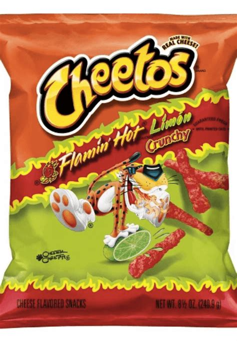 Our Definitive Ranking of 9 Noteworthy Flamin' Hot Snacks
