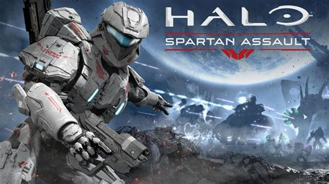 Halo Spartan Assault Game Wallpapers | HD Wallpapers | ID