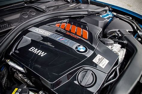Engine optics for BMW 1 series F20/F21 from