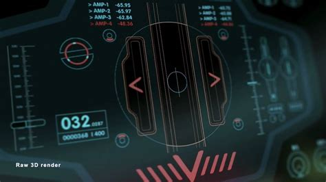 THE VOID - GUI User Interface / Making Of - sci fi movie