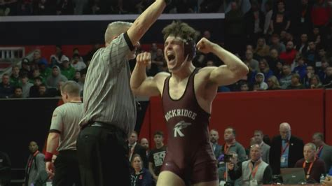 Illinois High School State Wrestling Finals   OurQuadCities