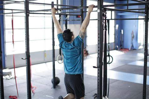 Scapular Pull-Up Exercise Guide and Video