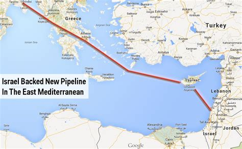 Israel Wants To Replace Europe's Dependence On Russian Gas