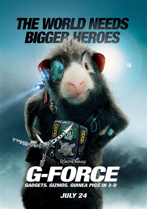 G-Force (#11 of 11): Extra Large Movie Poster Image - IMP
