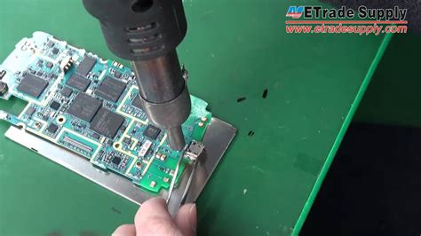 How to replace the fixed charging port - YouTube