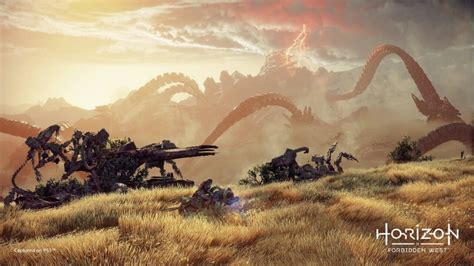 Horizon Forbidden West - Release Date, Trailers and the