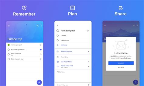 Microsoft To-Do for Android adds multi-account support for